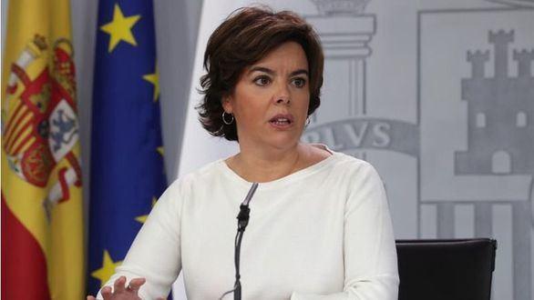 El Gobierno nombrará a Sáenz de Santamaría consejera de Estado