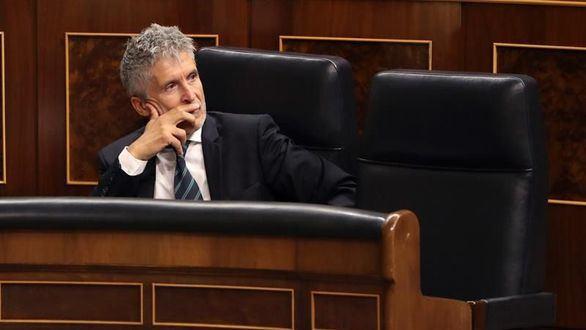Fernando Grande-Marlaska cesa al jefe de la lucha antiterrorista