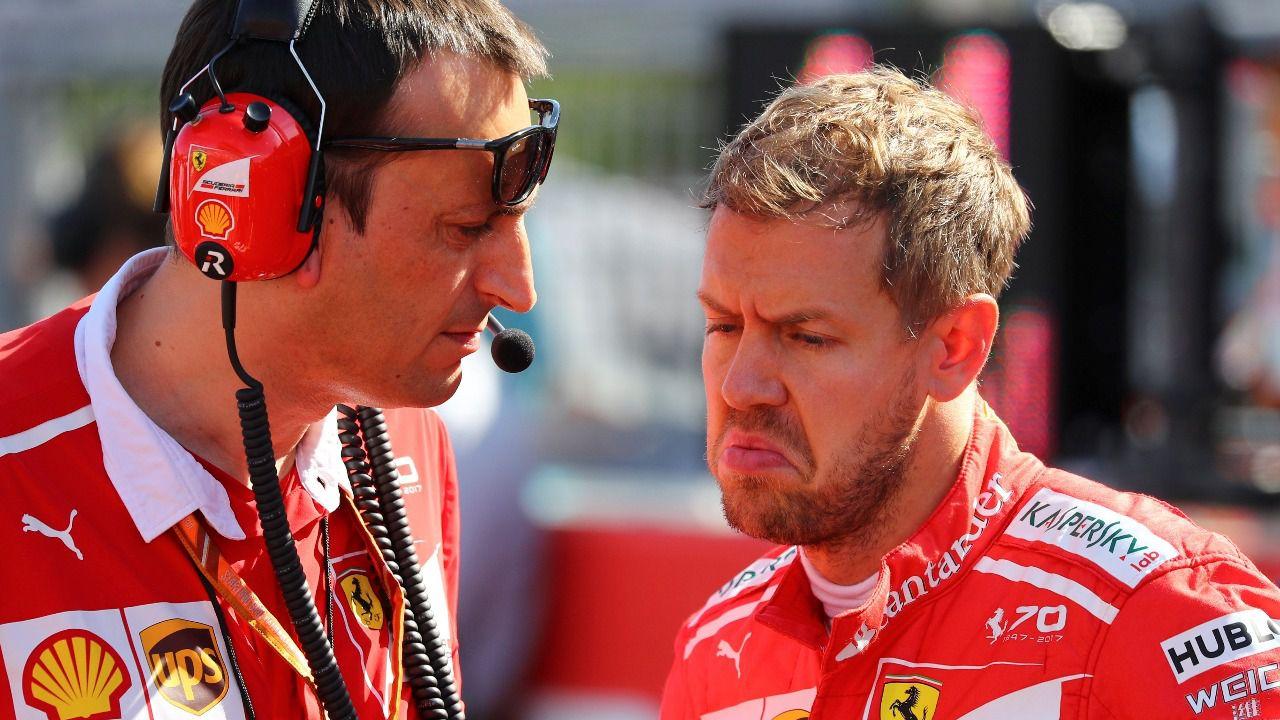 Brawn, ex jefe de Ferrari: