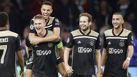 El último suspiro es para el Ajax en el triunfo ante el Benfica |1-0