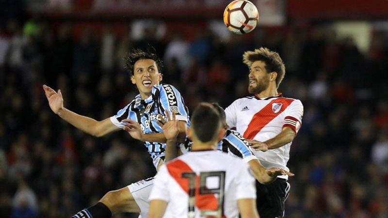 Copa Libertadores. Gremio gana a River en el Monumental y apunta a la final | 0-1