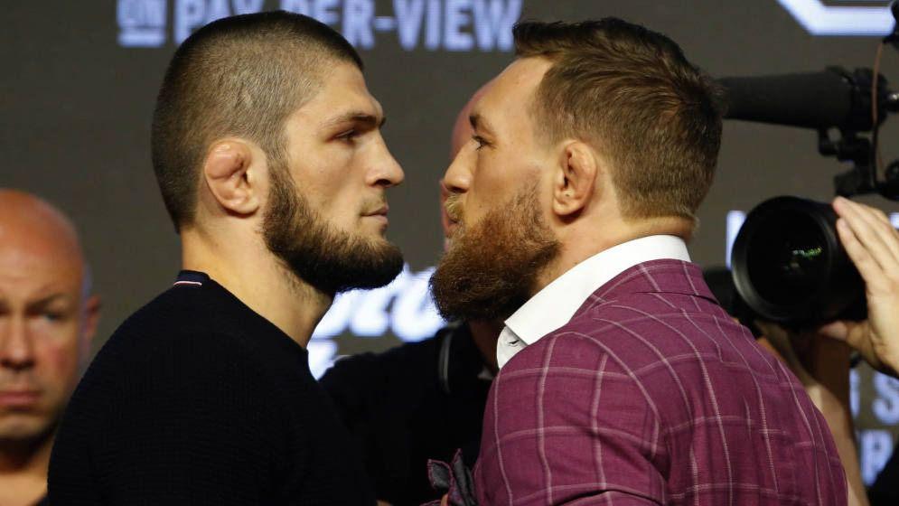 UFC. Nevada decide por unanimidad suspender a Khabib y McGregor de forma indefinida