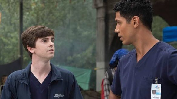 Éxito de Telecinco al despedir The Good Doctor con estreno de temporada