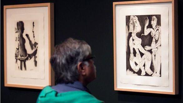 La Casa Natal de Picasso muestra cinco grabados inéditos del pintor