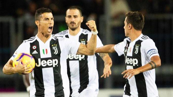 Ligas europeas. Ronaldo ya es decisivo en Italia e Inglaterra se viste de luto
