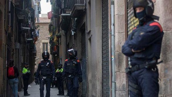 Golpe contra los narcopisos en Barcelona