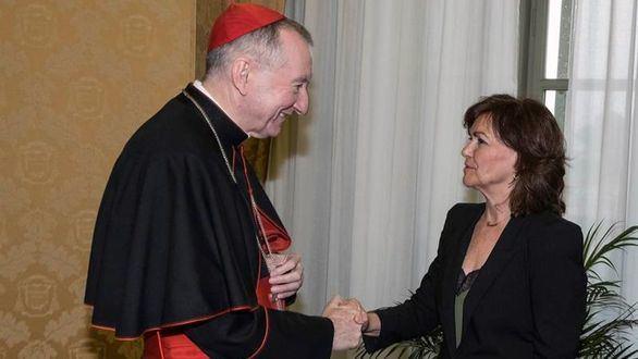 Bofetón del Vaticano al Gobierno por la inhumación de Franco