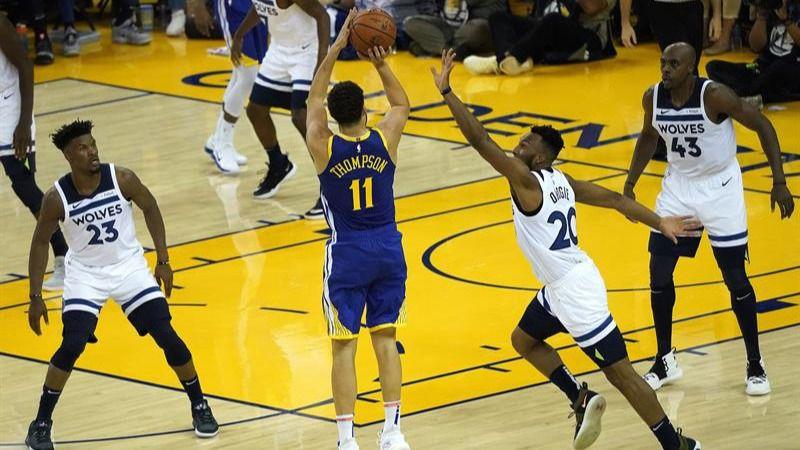 NBA. Los Warriors y los Raptors se reivindican como patrones de la liga