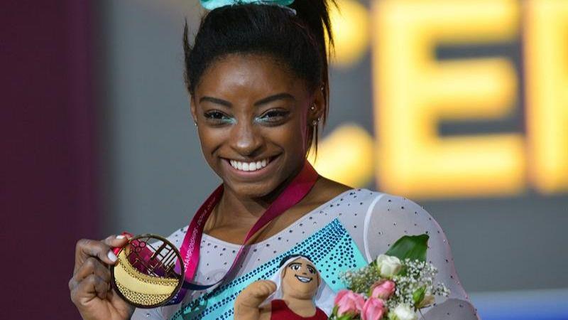 Mundiales. La estelar Simone Biles se va de Doha con 'sólo' cuatro oros