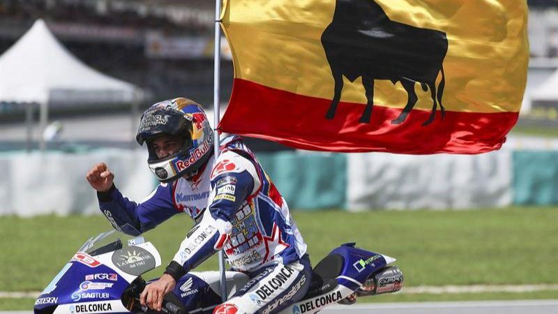 GP Malasia. Martín, campeón de Moto3 y Márquez vuelve a ganar
