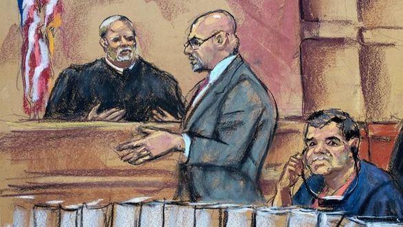 El Chapo afronta un juicio que podría costarle la cadena perpetua