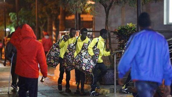 Mueren 17 inmigrantes en la costa de Melilla