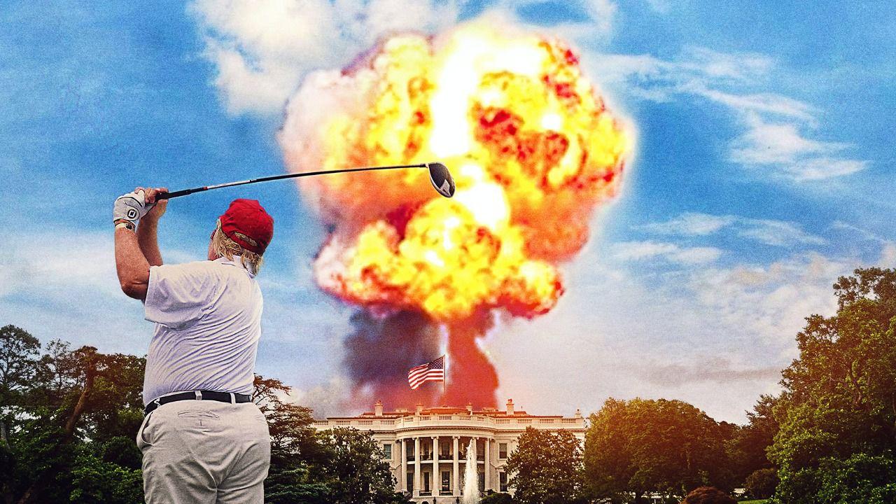 Michael Moore compara a Trump con Hitler en Fahrenheit 11/9