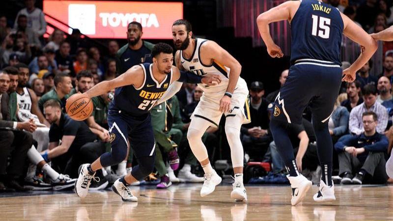 NBA. El 'apagón' de Ibaka a los Lakers de Lebron da paso a Murray