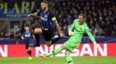 El Barcelona se acuerda de Messi y el Inter se aferra a Icardi | 1-1
