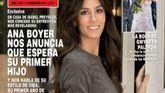 Ana Boyer espera su primer hijo y Pilar Rubio cuenta los preparativos de su boda