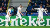 Benzema reencuentra al Real Madrid con el gol y la sonrisa |0-5