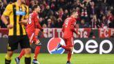 Doblete de Lewandowski para anular al AEK |2-0