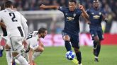 El United castiga a la Juventus con una remontada en cuatro minutos |1-2