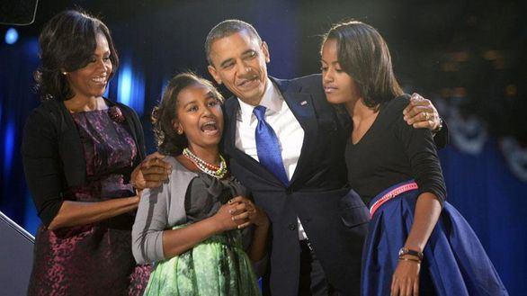 Michelle Obama confesó que se sometió a una fecundación in vitro con sus hijas
