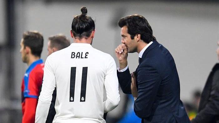 Solari, fortalecido, defiende a Sergio Ramos y da un palo a Bale