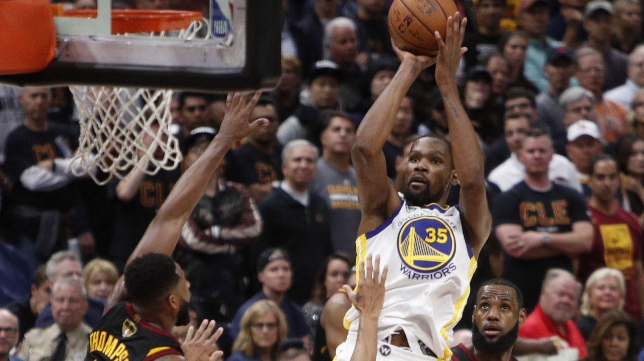 NBA. Kevin Durant despierta a los Warriors y los Wolves asaltan el mercado