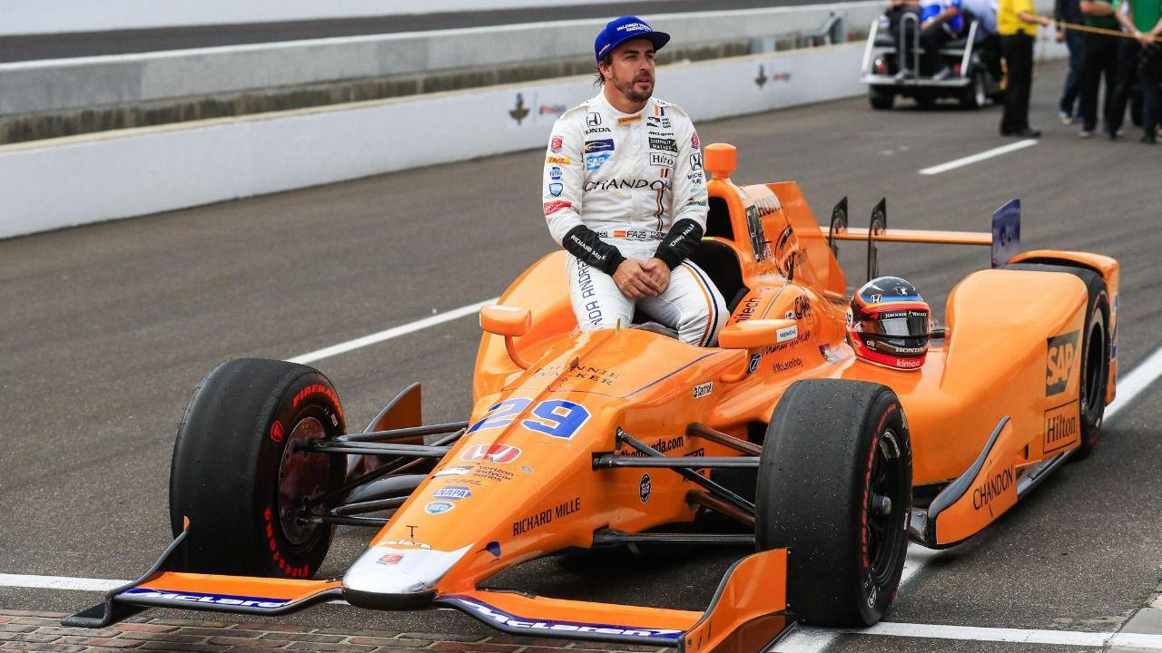 Indy500. Fernando Alonso pilotará en Indianápolis en 2019 para buscar el cielo