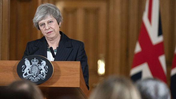 Theresa May advierte de los riesgos de no aprobar el 'brexit'