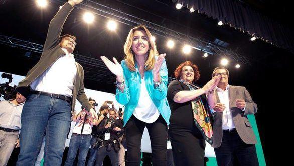Arranca la campaña en Andalucía y los candidatos salen a ganar