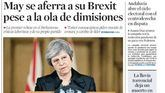 May y el 'Brexit' de autor