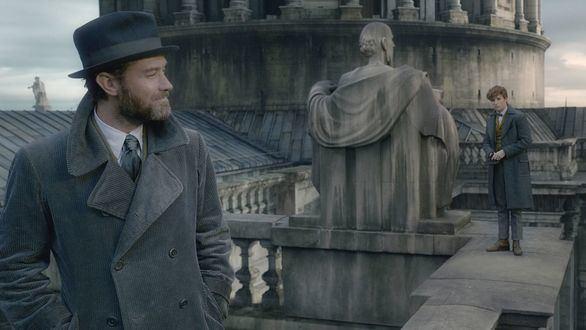 Animales Fantásticos: los crímenes de Grindelwald: La magia echa el freno de mano