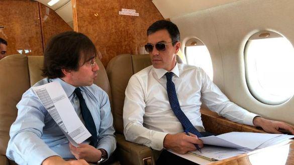 Sánchez visitará este lunes a Mohamed VI en Marruecos