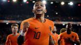 El resurgir de Países Bajos provoca el descenso de Alemania