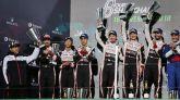 Seis horas de Shanghái. Toyota decide dar al coche de Alonso el segundo puesto
