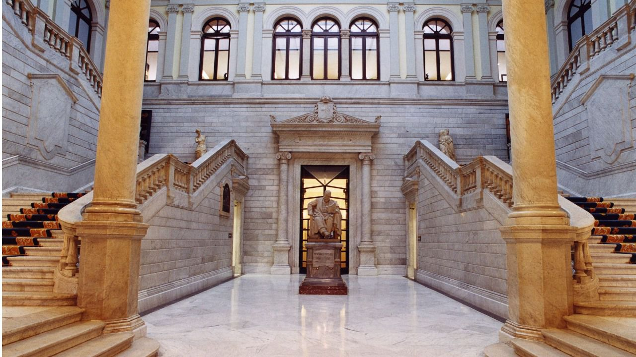 La BNE abre pasillos, vestíbulos y salones hasta ahora cerrados al público