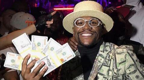 UFC. Oferta en la mesa: octágono y 150 millones para que Mayweather pelee contra Khabib