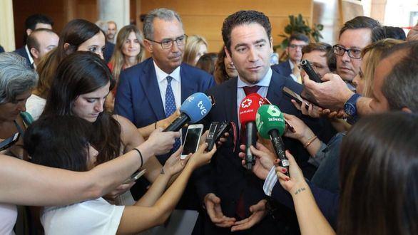 Catalá y Egea niegan ser los autores del mensaje de Cosidó