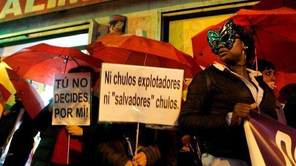La AN anula los estatutos del sindicato de prostitutas