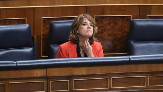 El Congreso reprueba a Delgado con la abstención de ERC