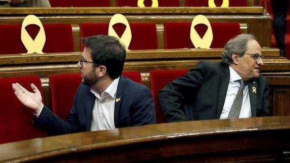 CIS catalán: ERC ganaría las elecciones y JxCat perdería 10 escaños