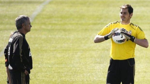 Casillas desempolva su rencor contra Mourinho y Florentino Pérez