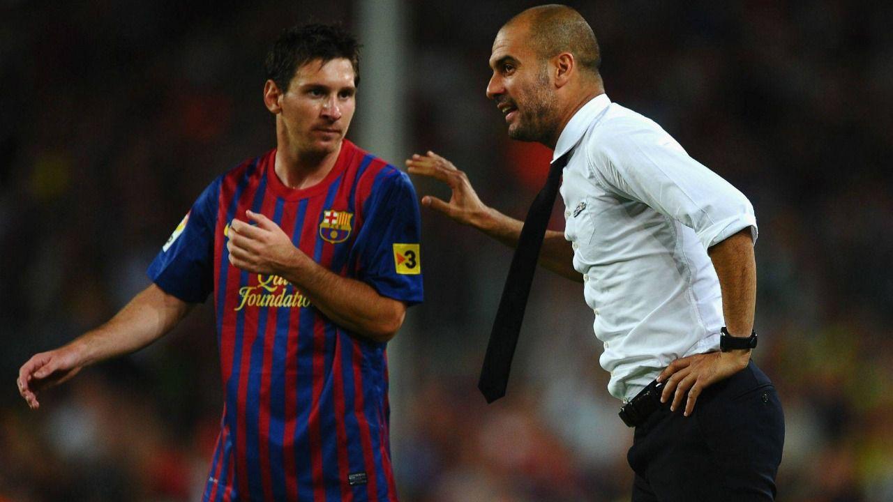 Guardiola acelera: exige al Barcelona que juegue
