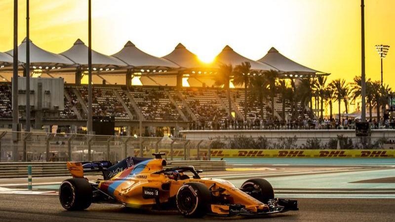 GP Abu Dabi. Hamilton quiere más en la fiesta de Fernando Alonso
