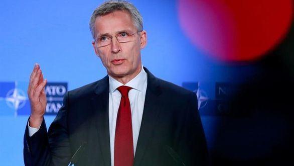 La OTAN ve injustificado el uso de fuerza militar rusa contra Ucrania