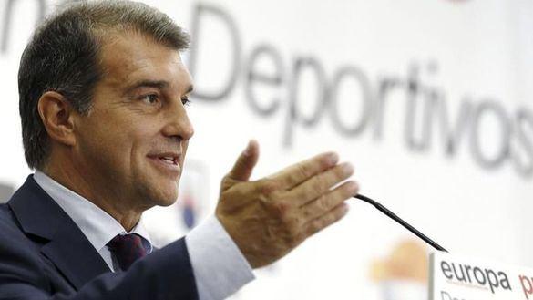 Laporta planea volver al Barça en clave separatista