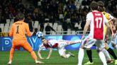 El Ajax doma al AEK y vuelve a octavos tras 10 años de ausencia | 0-2