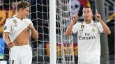 El Madrid se alía con los elementos para lograr el triunfo en Roma |0-2
