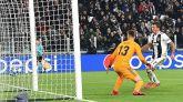 La Juventus y el United eliminan al Valencia | 1-0