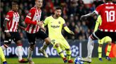 Messi salpimenta un duelo intrascendente | 1-2