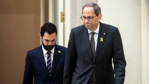 Hasta 48 jueces se han ido de Cataluña este año